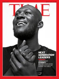 October 20, 2019 issue of Time Magazine International Edition