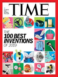 December 01, 2019 issue of Time Magazine International Edition
