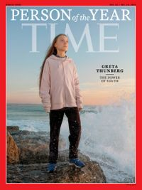 December 22, 2019 issue of Time Magazine International Edition