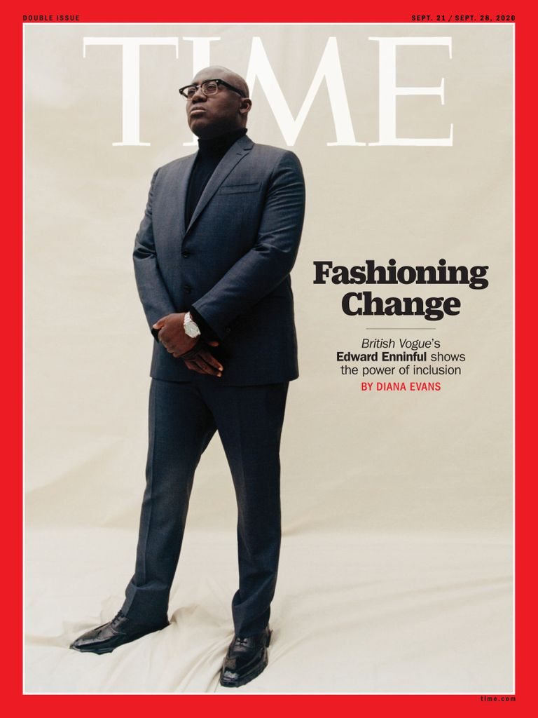 Time Magazine International Edition