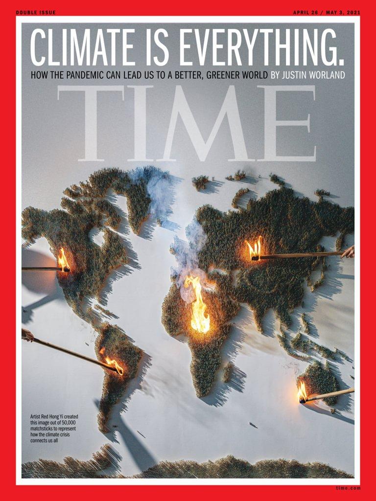 TIME ASIA Magazine