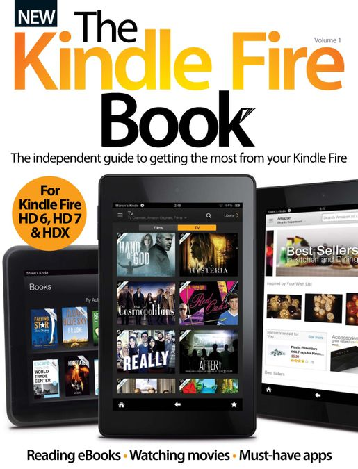 The Kindle Fire Book