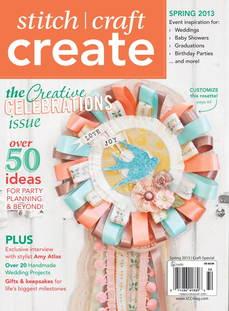 Stitch Craft Create - Issue Subscriptions