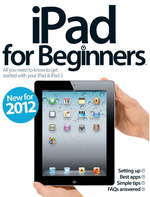 iPad for Beginners Revised Edition