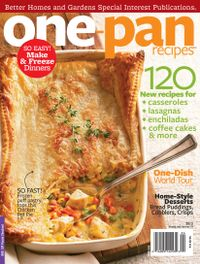 November 01, 2012 issue of One-Pan Recipes