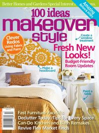 July 01, 2011 issue of 100 Ideas Makeover Style