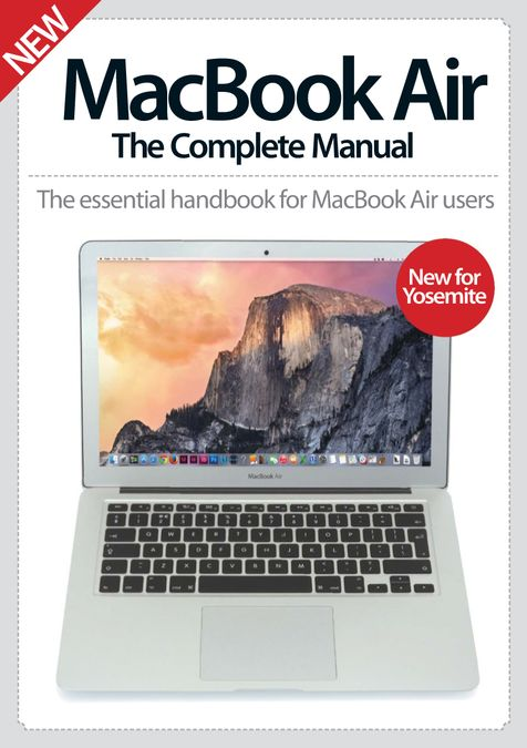 MacBook Air The Complete Manual