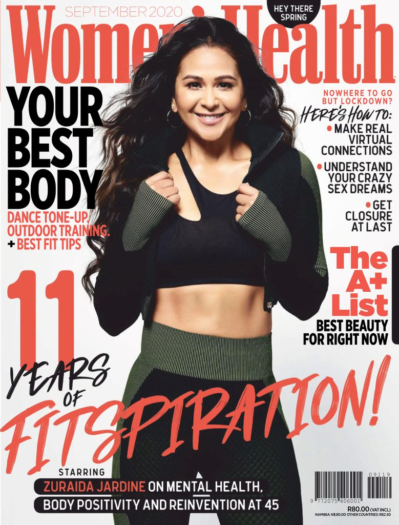 Women's Health South Africa - Subscription