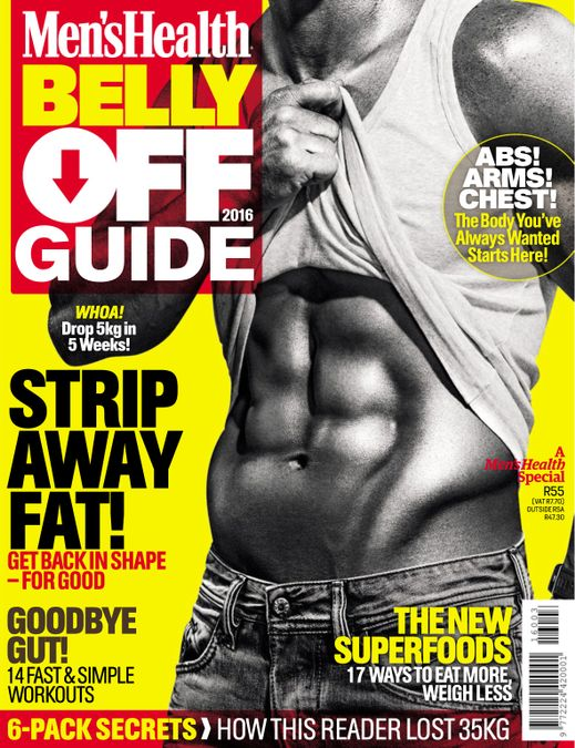 Men's Health Belly Off Guide