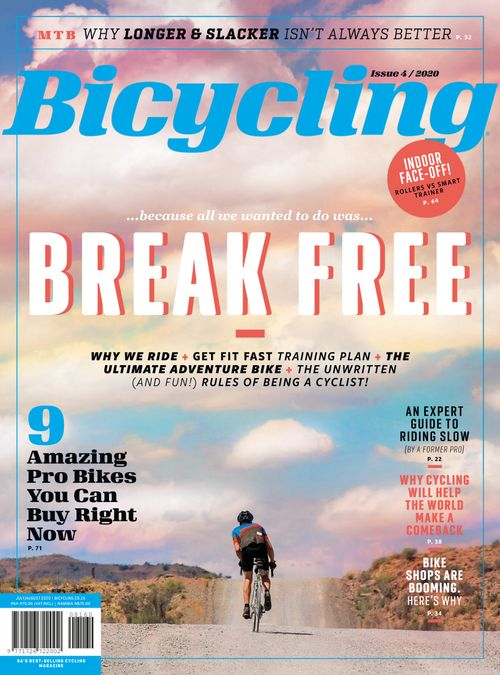 Bicycling South Africa