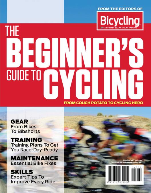 Bicycling SA's Beginner's Guide to Cycling