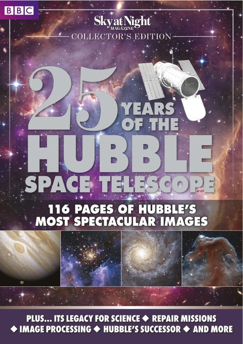 25 Years of the Hubble Space Telescope - from BBC Sky at Night Magazine
