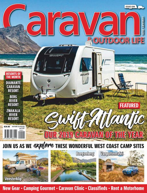 Caravan and Outdoor Life