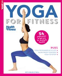 April 01, 2015 issue of Yoga for Fitness