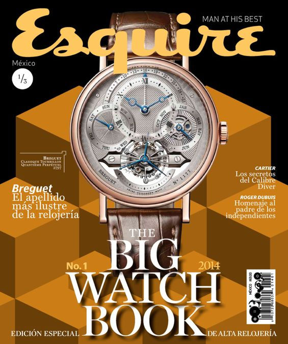 Esquire: The Big Watch Book