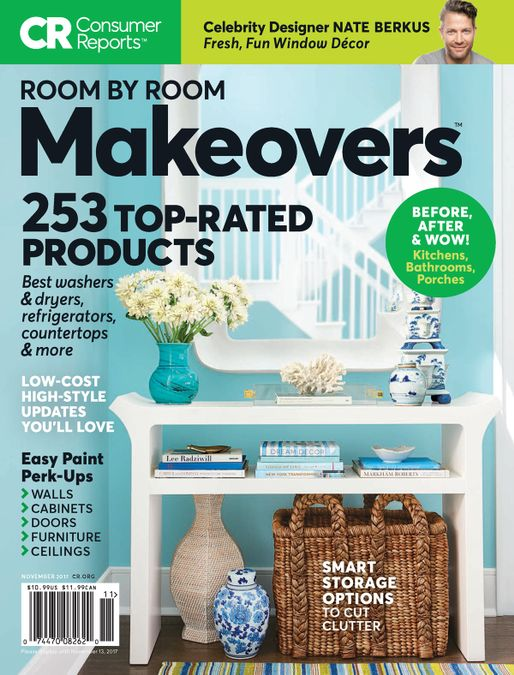Room by Room Makeovers