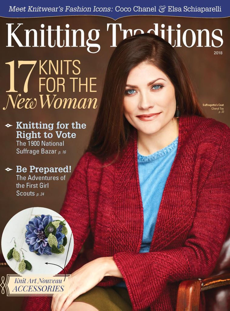 Knitting Traditions - Issue Subscriptions