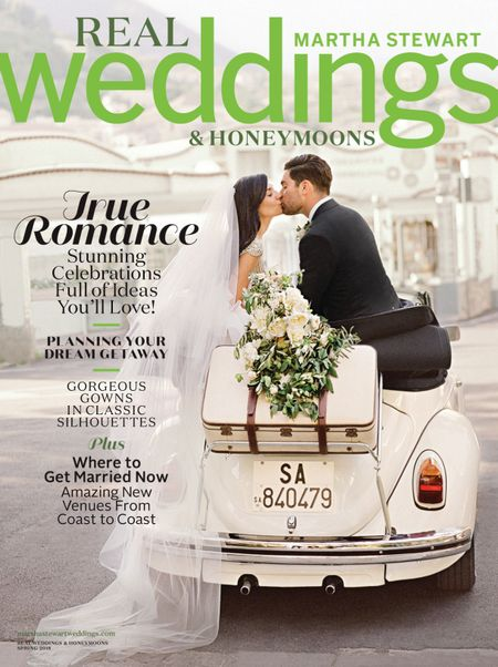 Martha Weddings Real Special Issue