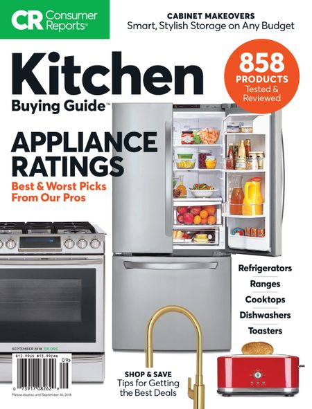 Consumer Reports Kitchen Planning And Ing Guide