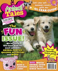July 31, 2019 issue of Animal Tales