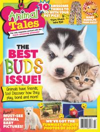 February 01, 2021 issue of Animal Tales
