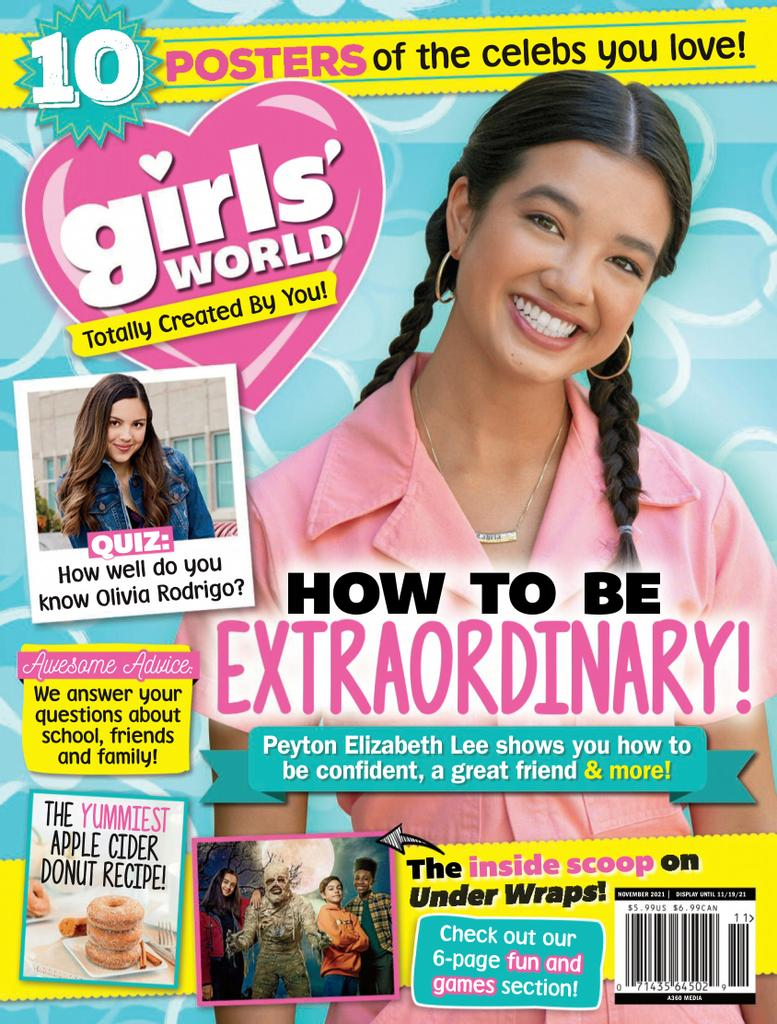 Girls' World - Subscription Subscriptions