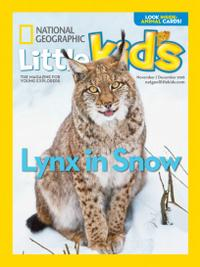 October 31, 2018 issue of National Geographic Little Kids