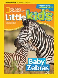 February 28, 2019 issue of National Geographic Little Kids
