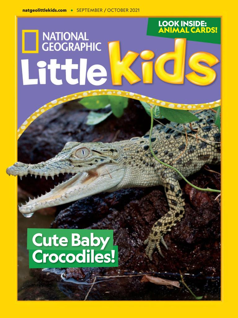 National Geographic Little Kids - Subscription Subscriptions