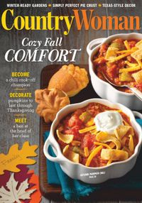September 30, 2019 issue of Country Woman