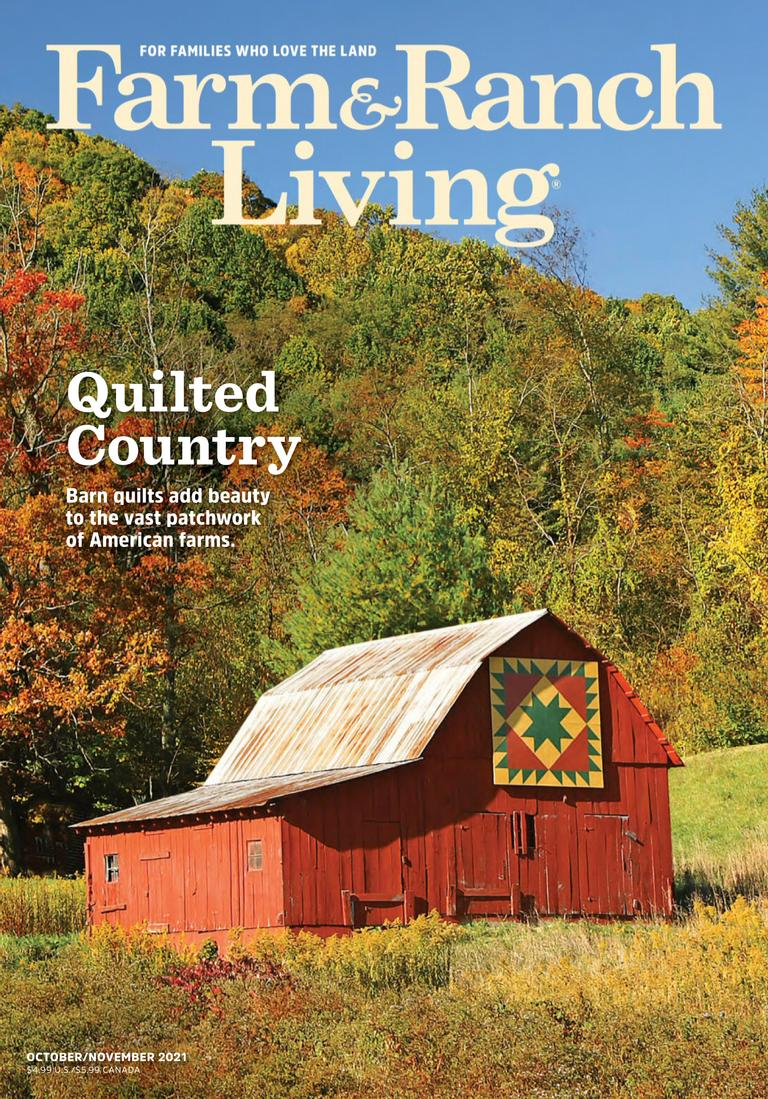 Farm and Ranch Living - Subscription Subscriptions
