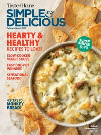 February 28, 2019 issue of Simple and Delicious