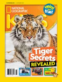 November 01, 2020 issue of National Geographic Kids