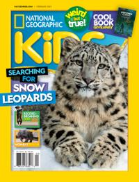 February 01, 2021 issue of National Geographic Kids