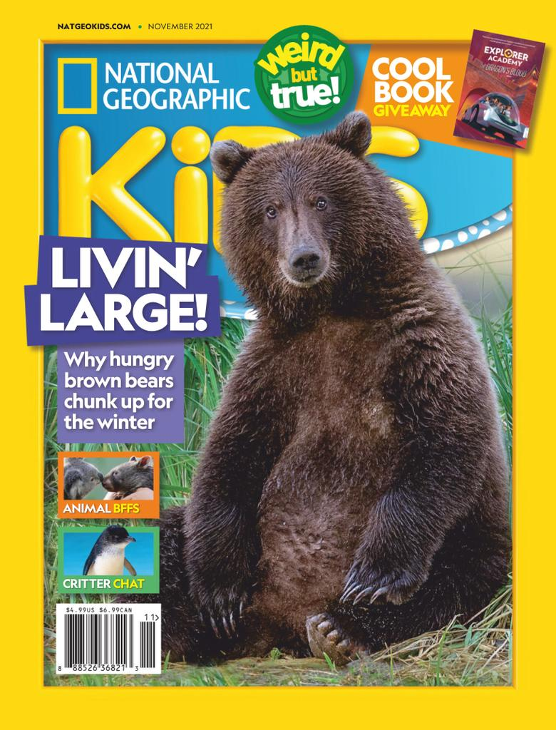 National Geographic Kids - Subscription Subscriptions