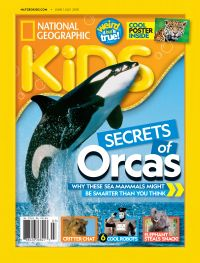 July 01, 2018 issue of National Geographic Kids