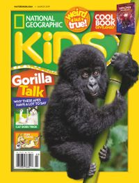 February 28, 2019 issue of National Geographic Kids