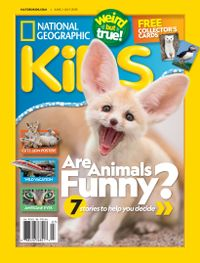 May 31, 2019 issue of National Geographic Kids