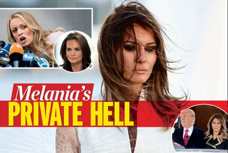 Melania's PRIVATE HELL