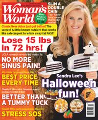 October 26, 2020 issue of Woman's World