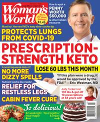 February 01, 2021 issue of Woman's World