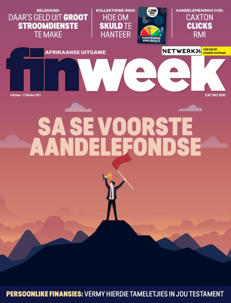 Finweek cover image