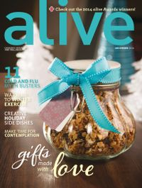 December 01, 2014 issue of Alive