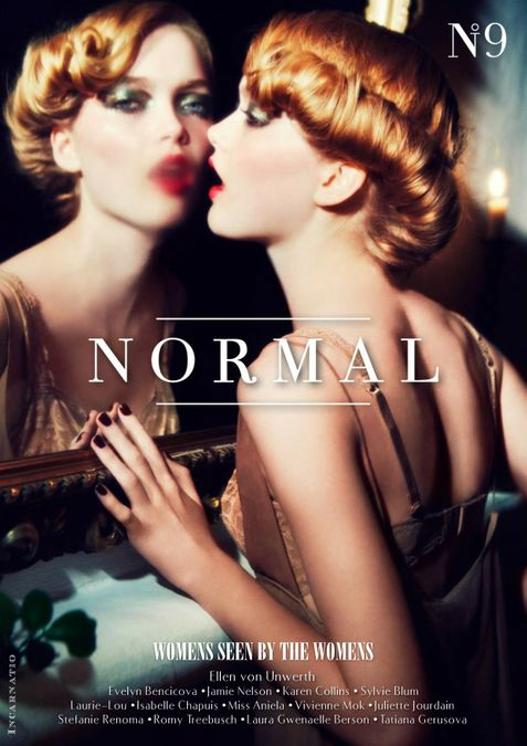 Normal Magazine soft edition