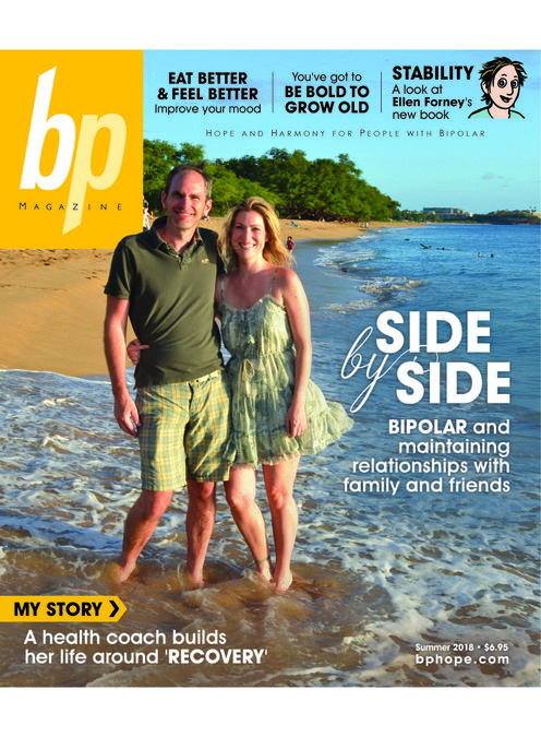 bp Magazine for Bipolar