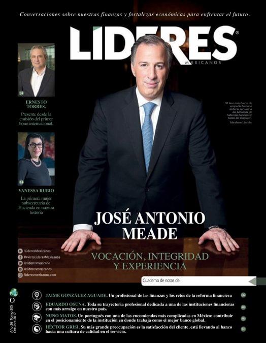 Líderes Mexicanos - Special Editions