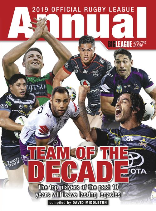 Official Rugby League Annual