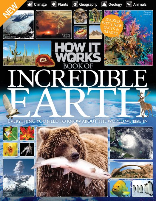 How It Works Book of Incredible Earth