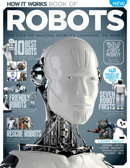How It Works Book of Robots