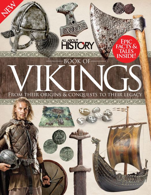All About History Book of Vikings